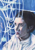Hoth Leia by AllisonSohn