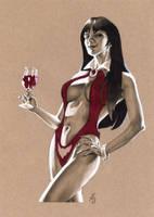 Vampi by AllisonSohn