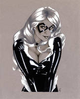 Black Cat by AllisonSohn