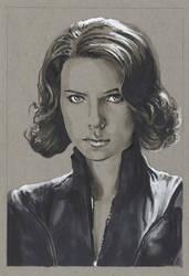 Black Widow by AllisonSohn