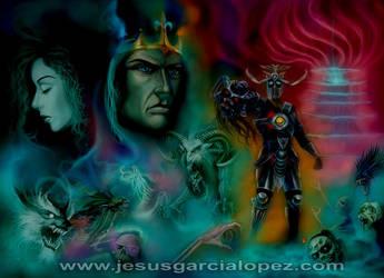 Sangre de Reyes by Raro666