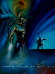 Vivir como dioses, morir como by Raro666