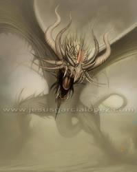 7th dragon of a 7th dragon by Raro666