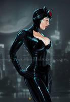Catwoman by Raro666