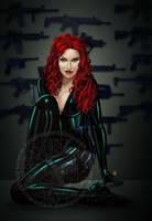 Black Widow by Raro666