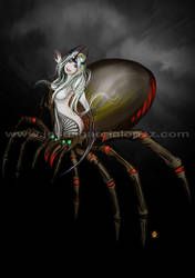 Spider Queen by Raro666