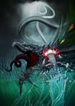 Axolotl by Raro666