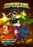 Supergame COVER by Raro666