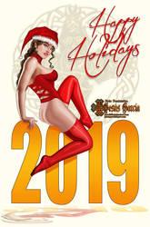 Happy  Holidays by Raro666