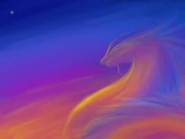 SoC: Dragon Sunset by RenZie99