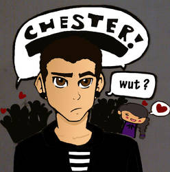 CHESTER by ARMADILLO1