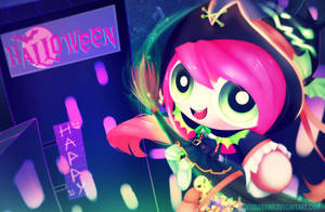 .:CE:. Puffy Halloween by VividDestiny