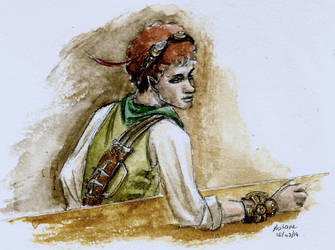 Peter Pan by Auri3