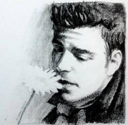 Hayden sketch by Auri3
