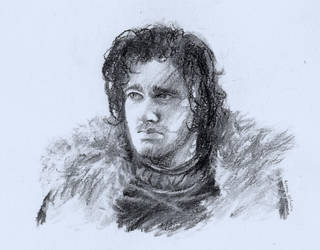 Jon Snow by Auri3