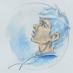 Jack Frost -- by Auri3