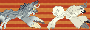 Halloween Minomutts Auction! [CLOSED] by dayne-doe