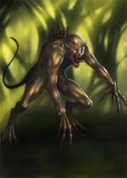 goblin by Nekurai