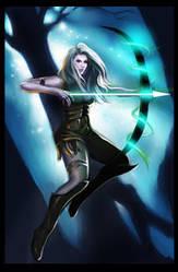 archer by Nekurai