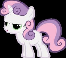 Sweetie Belle v2 by MoongazePonies