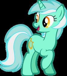 Lyra Heartstrings by MoongazePonies