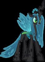 Queen Chrysalis by MoongazePonies