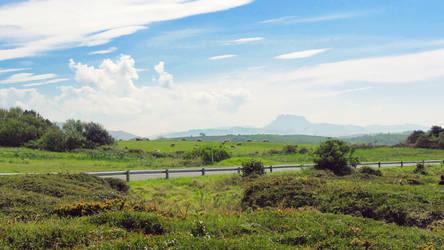 Un ptit paysage by Blacky64