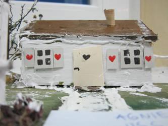 Cute home by Itaminosekai