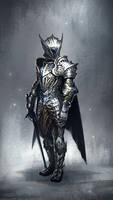 Winged Armor by nibelwolf