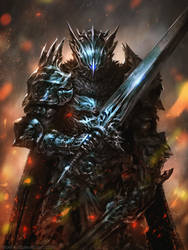 Sword Master by nibelwolf