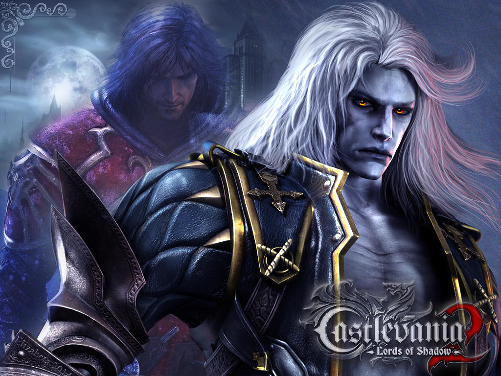 Castlevania Lord Of Shadow 2 Wallpaper By Betka On Deviantart
