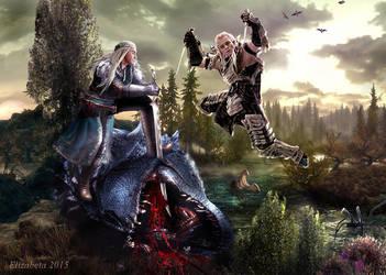 Dragonslayers by Betka