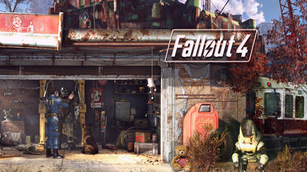 Fallout 4 wallpaper by Betka