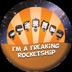 Freaking Rocketship by kingdomhearts95