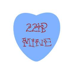 Sherlocked Valentine by kingdomhearts95