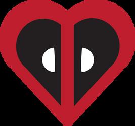 Deadpool stole my heart by kingdomhearts95