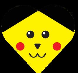 Pikachu by kingdomhearts95
