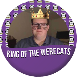 King of the Werecats by kingdomhearts95