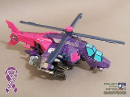 Spinister Alt Mode by WheelJack-S70