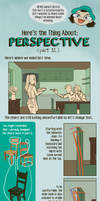11 Here's the Thing About Perspective by betsyillustration