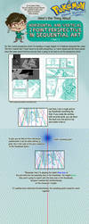 Pokemon Perspective Comic 1 by betsyillustration
