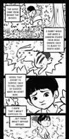 12 Panel Comics - The Rabbit by betsyillustration