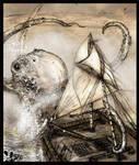 the Kraken by Fenster