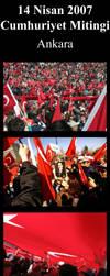 14 Nisan Cumhuriyet Mitingi by ataturk-gencligi