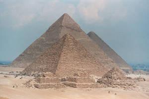 The Pyramids by egypt-club