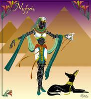 Nefris by egypt-club