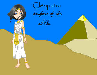 cleopatra of the nile by egypt-club