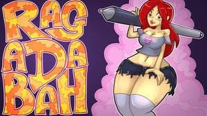 New Raga Logo Thing by Ragadabah