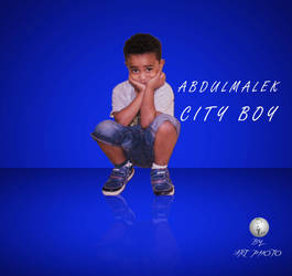 City Boy Abdulmalek by art-love123