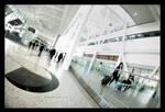 Aero Waiting by BrightRedFox